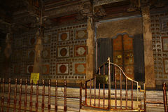 The interior of the temple of tooth relic Royalty Free Stock Photography
