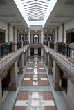 Interior of Texas state capital Royalty Free Stock Image