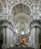 Interior of the Theatine Church in Munich, Germany Stock Images