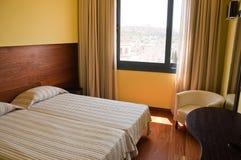 Interior of three-stars hotel. Greece. Stock Image