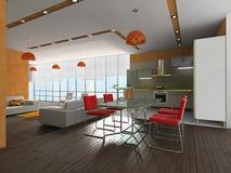 Free Interior To Kitchens Royalty Free Stock Photo - 10622155
