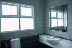 Interior of Toilet Royalty Free Stock Images
