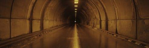 Interior of a tunnel Stock Photos