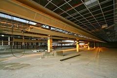 Interior under construction Royalty Free Stock Image