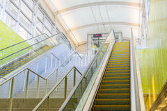 Interior Union Station in Denver Colorado Stock Photos