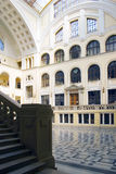 Interior of University Stock Image