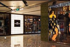 Upmarket Shopping Mall Interior Royalty Free Stock Photos