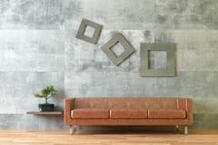 Interior urbano Imagem de Stock