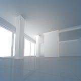 Interior vacío libre illustration