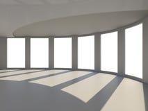 Interior vacío Imágenes de archivo libres de regalías