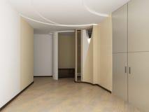 Interior vacío Fotografía de archivo