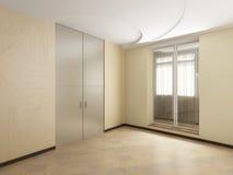 Interior vacío Imagen de archivo libre de regalías