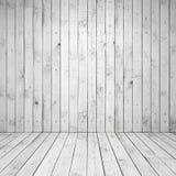 Interior vacío abstracto del sitio blanco fotografía de archivo