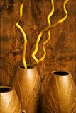 Interior vases. Stock Images