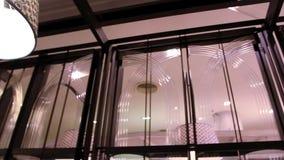 Interior vazio do café HD 1920x1080 video estoque