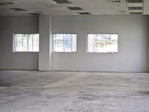 Interior vazio do escritório Foto de Stock Royalty Free