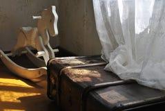 Interior velho da forma Fotos de Stock Royalty Free