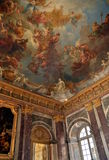 Interior Versailles Palace, France Royalty Free Stock Image