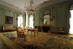 Interior vienense do quarto Imagens de Stock Royalty Free