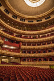 Vienna State Opera interior Royalty Free Stock Photography