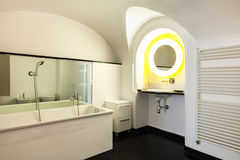 Interior, view  bathroom Royalty Free Stock Images