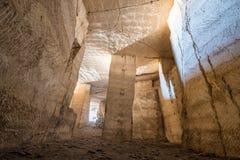 Bazda Caves in Harran,Sanliurfa,Turkey stock photos