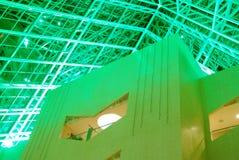 Interior view of Edmonton City Hall Royalty Free Stock Photo