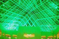 Interior view of Edmonton City Hall Stock Photo