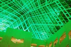 Interior view of Edmonton City Hall Stock Image