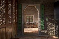 Interior view of Lingnan Garden Stock Photo