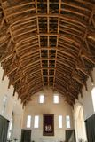 Stirling Castle, Scotland. Main hall. royalty free stock images