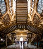 The Postal palace Palacio Postal, a post office built at the beginning of the 1900s in Mexico City. An interior view of the Postal Palace Palacio Postal, a turn stock images