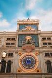 Interior View of Venetian Macao Resort Hotel Stock Photography