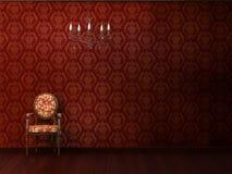 Interior Visualization Royalty Free Stock Photos
