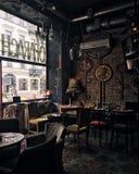 Interior Of W Oparach Absurdu Restaurant  Stock Image