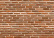 Interior wall of brickwork Royalty Free Stock Images