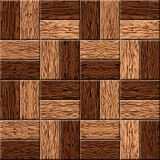 Interior wall panel pattern - decorative tile - Continuous replication. Interior wall panel pattern - decorative tile - seamless background - checkered style Stock Image