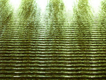 Interior Water Fall. Indoor water feature abstract Royalty Free Stock Photos