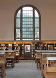 Interior of Western Washington University Library. Bellingham royalty free stock image