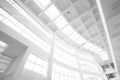 Interior of white office Stock Photo