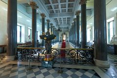 Interior of Winter Palace Stock Photo