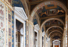 Interior of Winter Palace. Saint Petersburg Stock Photography