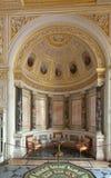 Interior of Winter Palace. Saint Petersburg Stock Images