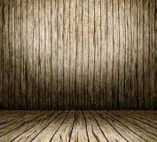 Interior with wooden floor Royalty Free Stock Photos