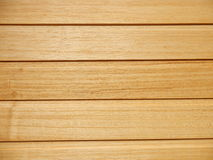 Interior Wooden Tiles. Wooden tiles slatted together to be used as ceiling or wall tiles Royalty Free Stock Images