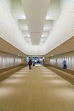 Interior work of Narita Airport in Japan Stock Image
