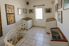 Interior of the Zeki Müren Museum in Bodrum, Turkey Stock Image