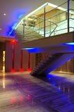 Interiore 14 dell'hotel Immagine Stock