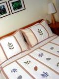Interiore 3 della camera da letto fotografie stock