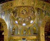 Interiore 3 della chiesa Fotografie Stock Libere da Diritti